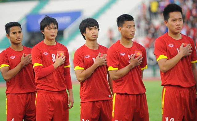 Lứa cầu thủ U22 của Việt Nam gồm những Công Phượng, Tuấn Anh... có cơ hội tranh tài tại SEA Games 2017.