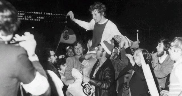 Ajax(Hà Lan) mùa giải 1971/72: Vô địch Eredivisie, Cúp QG (KNVB Cup), Cúp châu Âu