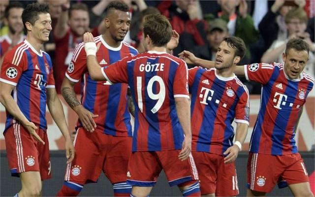 Bayern sẽ tạo ra cú sốc trên sân nhà Allianz Arena