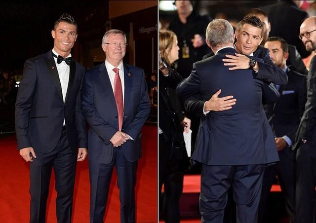 Nhiều huyền thoại tới dự lễ ra mắt phim của Ronaldo