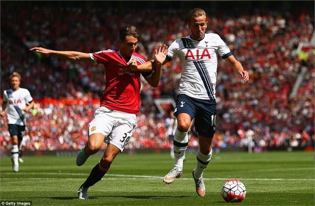Harry Kane thi đấu ấn tượng dù không ghi bàn