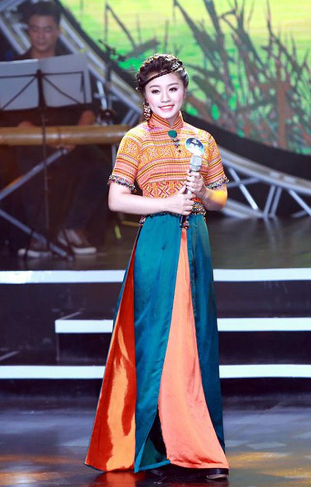Thu Hằng là một trong những thí sinh nhỏ tuổi nhất của vòng chung kết phía Bắc năm nay