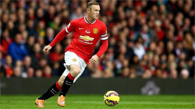 Rooney tỏ ra nhạt nhòa từ đầu mùa giải