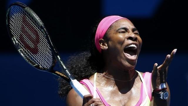 Serena Williams vẫn đang thể hiện sự thống trị của mình trong làng banh nỉ ở nội dung đơn nữ