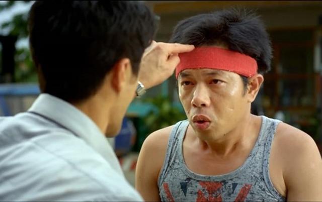 Diễn viên Hồ Thái Hòa trong nhưng phim có doanh thu khủng