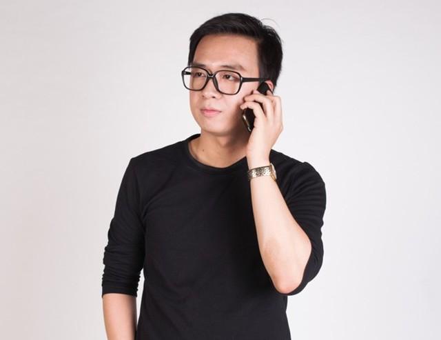 Anh Tạ Minh Tuấn - một khách hàng trung thành của Điện máy Xanh.