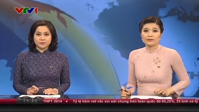 Câu chuyện về Áo dài trên sóng truyền hình quốc gia