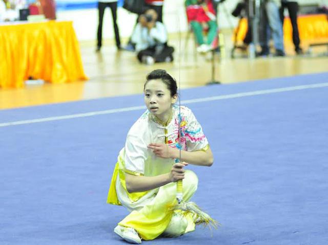 Thúy Vi luôn mong muốn được cống hiến lâu dài cho thể thao Việt Nam