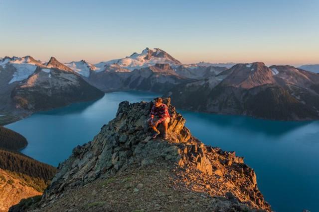 Panorama Ridge, công viên Garibaldi Provincial (Canada) - Ảnh: Matthew Hosford.
