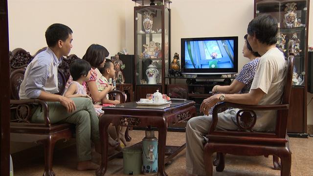 VTVcab gắn kết gia đình từ các chương trình, các kênh truyền hình chất lượng.