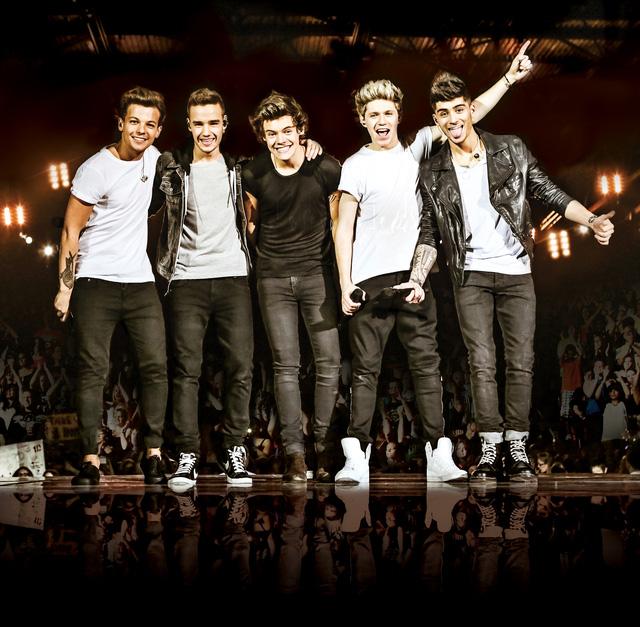 One Direction khi còn đủ 5 mẩu