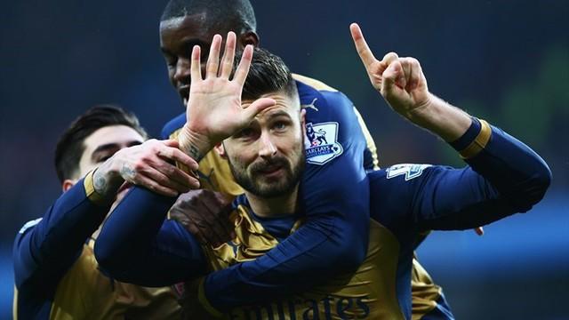 ...nhưng Arsenal không có lý do để sợ Barcelona.
