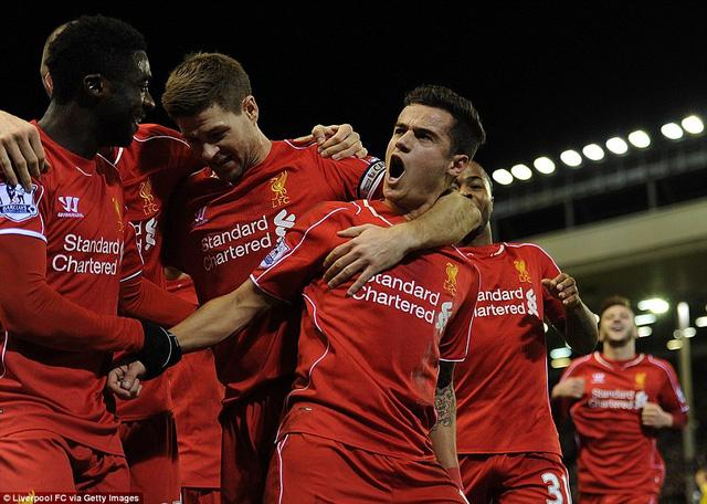 Liverpool cần phải thắng nếu muốn một vị trí trong Top 4