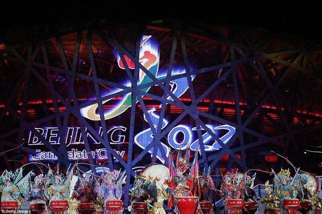 Trung Quốc chào đón năm mới bằng hàng loạt các chương trình văn nghệ đặc sắc