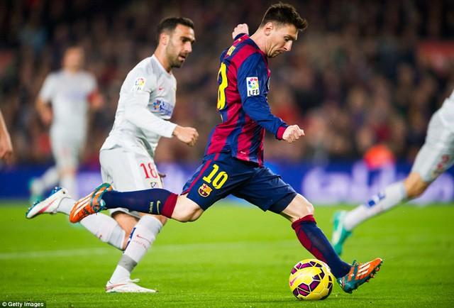 Lionel Messi khẳng định tất cả đều là dối trá