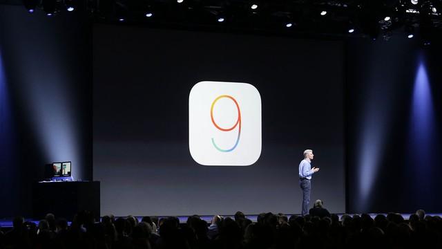 Apple ra mắt iOS 9
