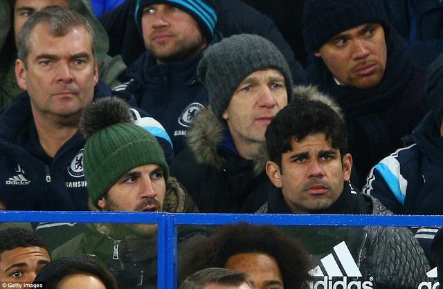Diego Costa chưa thể ra sân do án phạt treo giò 3 trận