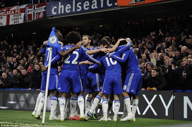 Thêm một chiến thắng nữa cho Chelsea?