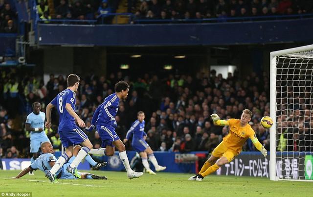 Chelsea có thể cầm hòa Man City bất chấp không có sự phục vụ của Diego Costa