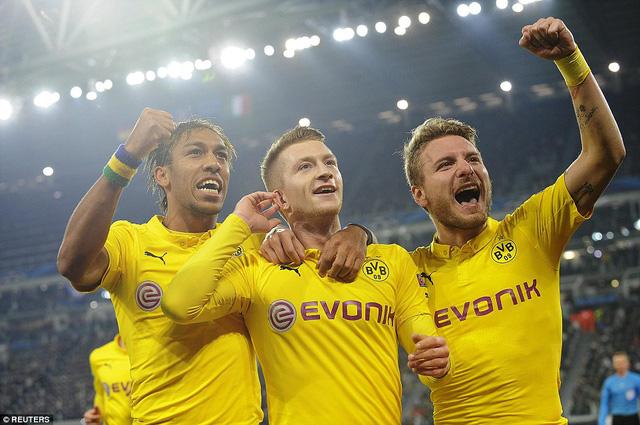 Borussia Dortmund sẽ làm nên một cú lội ngược dòng trước Juventus?