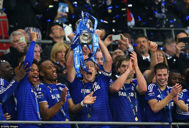 Với danh hiệu vừa giành được, Chelsea đã sở hữu 5 chiếc cúp Liên đoàn Anh - bằng với thành tích của Aston Villa. Trong lịch sử bóng đá xứ sương mù, thành tích này của Chelsea chỉ còn kém duy nhất Liverpool (8 chiếc cúp).