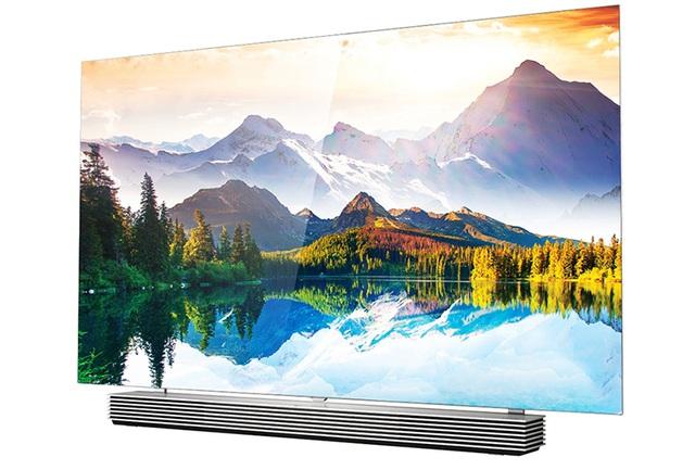TV OLED 4K EG9800 màn hình phẳng 65 inch của LG