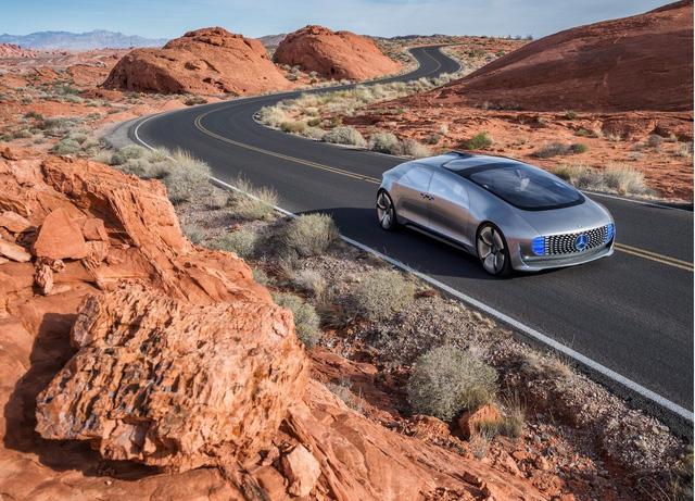 Với mỗi lần nạp nhiên liệu, xe có thể di chuyển với quãng đường lên tới 1100 km