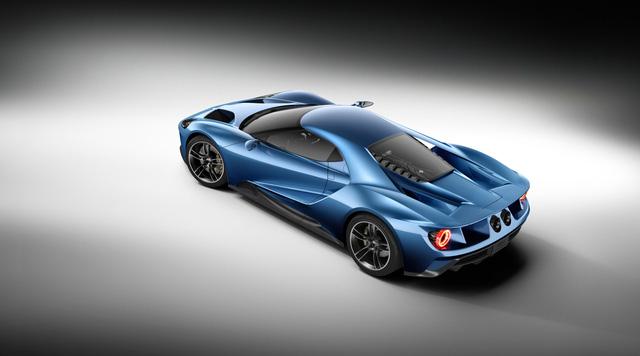 Mẫu xe được thiết kế tập trung vào tính năng khí động học