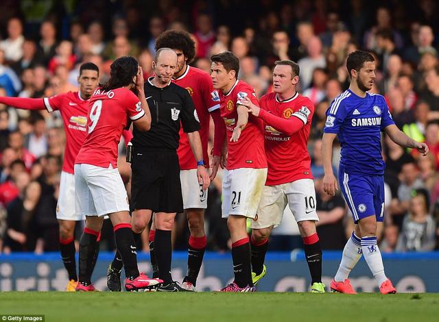 Man Utd đã thua Chelsea về con người, về đấu pháp... nhưng chắc chắn không phải về ý chí chiến đấu.