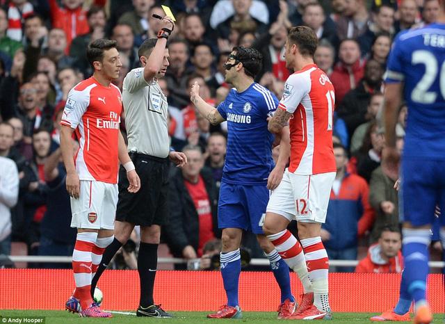 Một trận đấu đáng quên đối với Giroud (số 12).