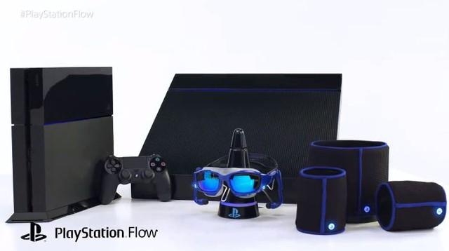 Bộ sản phẩm PlayStation Flow