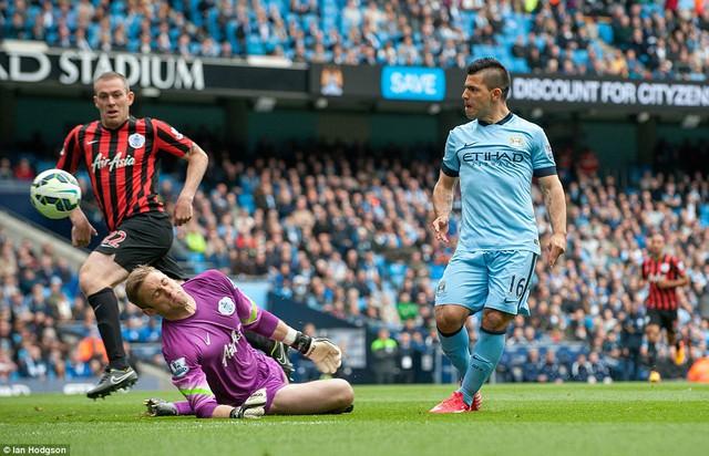 Chính sự khởi đầu tốt đó đã giúp cho Man City kiểm soát trận đấu và ghi thêm được 5 bàn thắng.