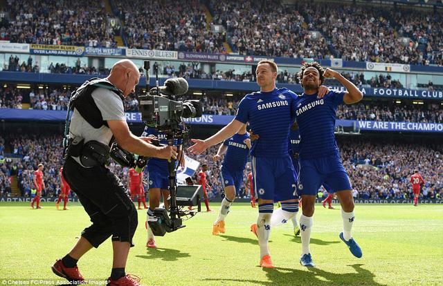 John Terry là hậu vệ ghi nhiều bàn thắng nhất trong lịch sử Premier League với 39 pha lập công.