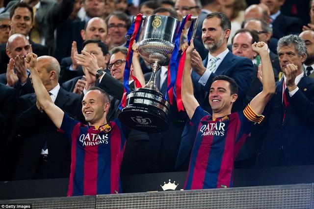 Barcelona đã có chức vô địch thứ 2 trong mùa giải