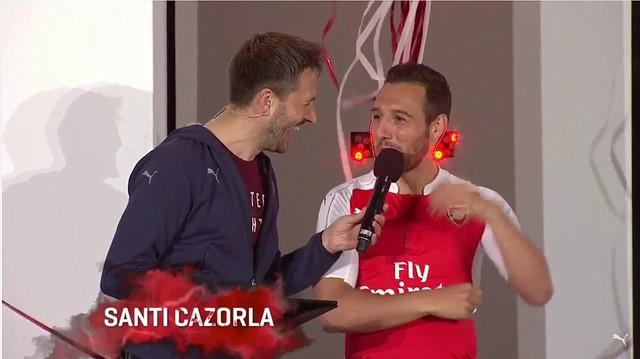 Santi Cazorla tiết lộ Arsenal sẽ chiêu mộ hàng loạt tân binh cho mùa giải mới