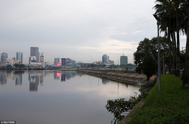 Khu vực Johor Bahru năm 2015