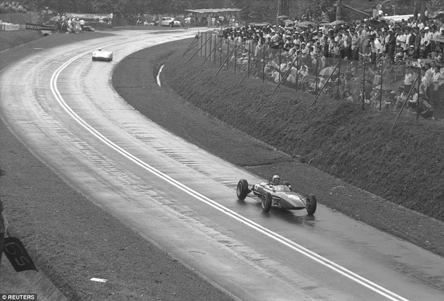 Malaysia Grand Prix được tổ chức vào năm 1964 thực chất diễn ra tại trường đua Thomson Road Circuit của Singapore ngày nay.
