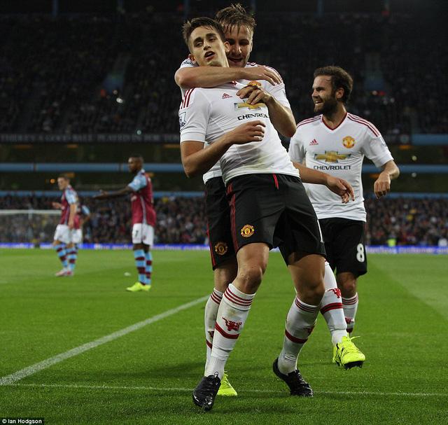 Man Utd giành trọn 6 điểm/2 vòng đấu đầu tiên