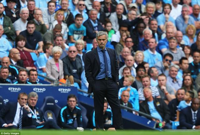 Áp lực ngàn cân đang đè lên vai HLV Mourinho