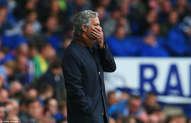 Cơn ác mộng của Mourinho cùng Chelsea vẫn chưa có hồi kết