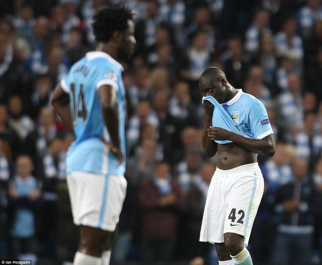 Man City có thể gượng dậy sau thất bại tại Champions League