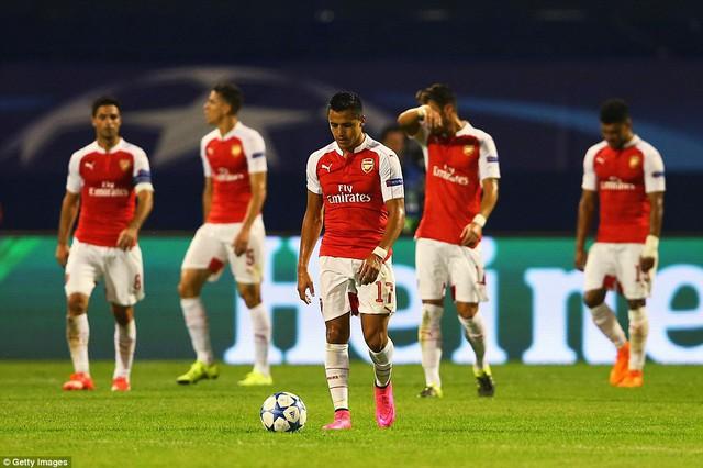 Liệu Arsenal có thể vượt khó được trước Chelsea?