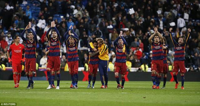 Barcelona đang tràn đầy tự tin hướng tới những thành công của mùa giải năm nay