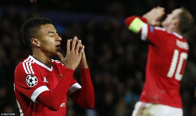 Man Utd có nguy cơ bật bãi khỏi Champions League ở lượt trận cuối
