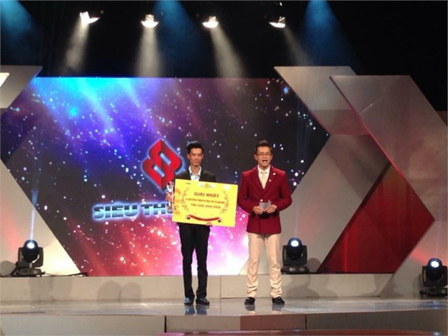 Sự thông minh, nhạy bén đã giúp Quảng Minh trở thành quán quân Siêu thủ lĩnh 2014