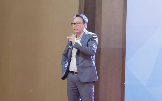 Ông Phạm Anh Chiến chia sẻ về sự phối hợp của VTV Digital trong sản xuất các chương trình thể thao