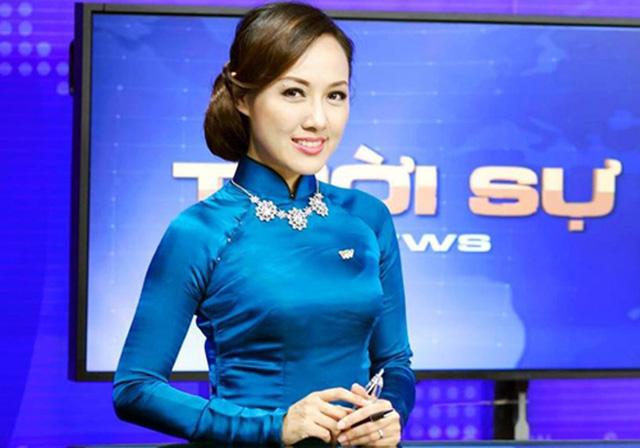 BTV Hoài Anh dành nhiều tình cảm đặc biệt cho tà áo dài dân tộc