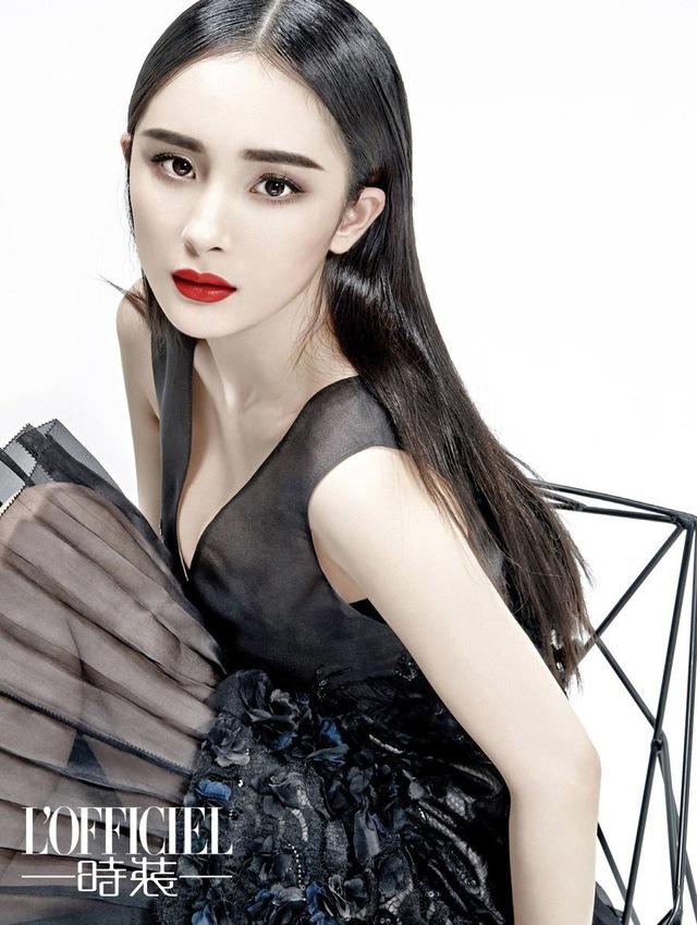 Gương mặt không một nhược điểm của nữ diễn viên Cung tỏa tâm ngọc.