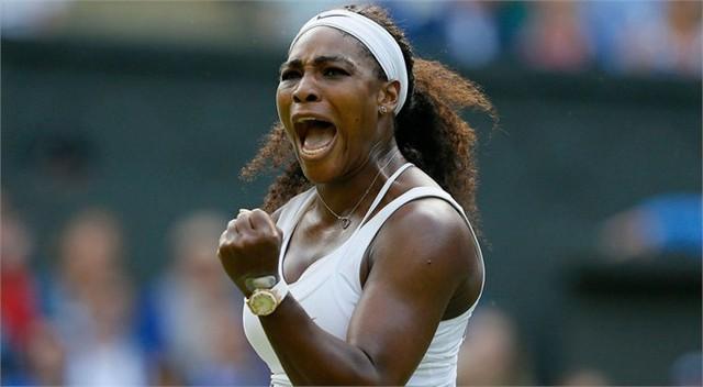 Serena vẫn không có đối thủ tại nội dung đơn nữ
