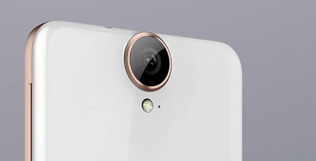 Đặc trưng của chiếc HTC One E9+ chính là camera sau
